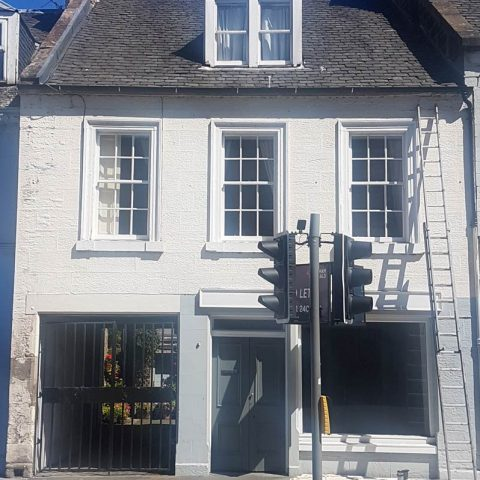 Exterior Painting Before
