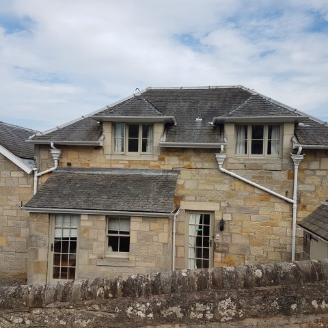 Windows, Gutters & Downpipes