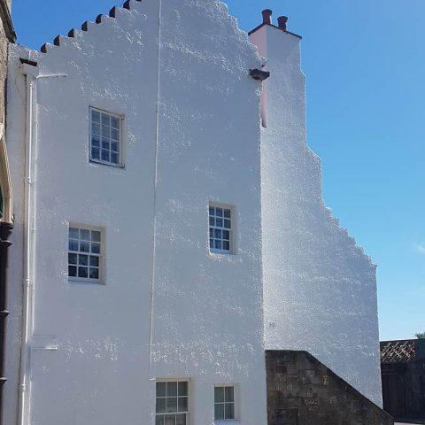 Burntisland Exterior After